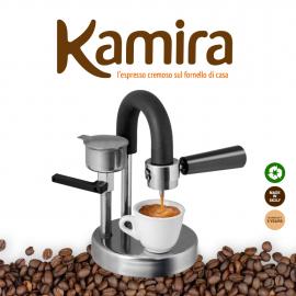 Kamira – Χειροποίητη μηχανή Εspresso